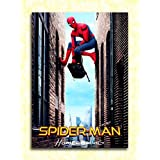 Tamatina Hollywood Movie Wall Poster - Spider-Man - Homecoming - Tom Holland - HD Quality Movie Poster
