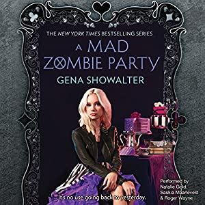 A Mad Zombie Party Audiobook