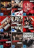 Criminal Minds - Staffeln 1-9 (51 DVDs)