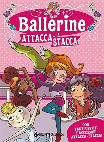 Ballerine attacca-stacca. Con adesivi