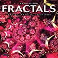 Orange Circle Studio 16-Month 2015 Wall Calendar, Fractals: Art of Infinite Creations by Janet Parke (51144)