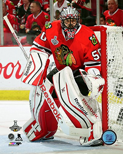 "Corey Crawford Game 6 of the 2015 Stanley Cup® Finals (Size: 8"" x 10"")"