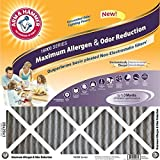 Arm And Hammer Ko18 X24 X1 18 X 24 X 1 Arm And Hammer Max Allergen Air Filter