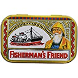 Fisherman's Friend Orig Extra STR Tin DSP Lozenges, 35 Count