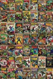 Marvel Comic Covers Maxi Poster 61x91.5cm