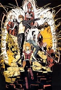 "Death Note Light Kira L Anime 21"" poster 033 C"
