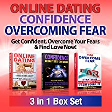 Online Dating: Get Confident, Overcome Your Fears, & Find Love Now! (       UNABRIDGED) by Ace McCloud Narrated by Joshua Mackey