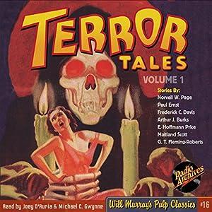 Terror Tales, Volume 1 | [ RadioArchives.com]