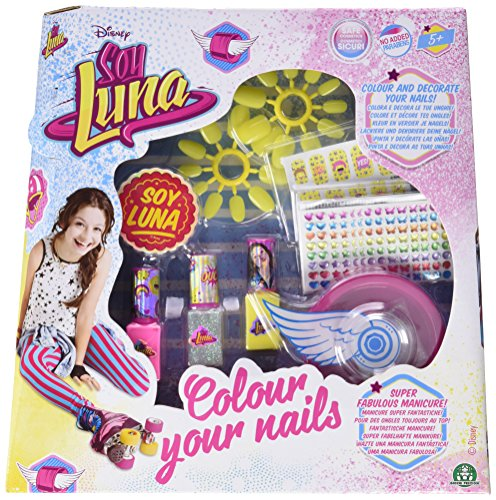 Soy Luna - Kit para las uñas (Giochi Preziosi YLU13001)