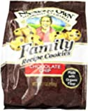 Newman's Own Family Recipe Cookies, Chocolate Chip, 7-Ounce Bags (Pack of 6)