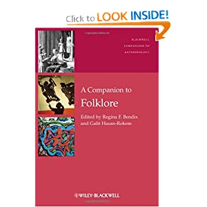 Download ebook A Companion to Folklore
