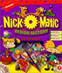 Nickelodeon Nick-O-Matic Design Factory