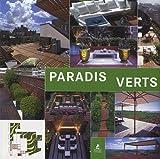 echange, troc Marta Serrats - Paradis verts : Edition français-anglais-néerlandais-allemand