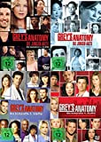 Grey's Anatomy - Staffel 1-4 (22 DVDs)