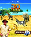 3D Safari Africa [Blu-ray]