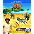 3D Safari Africa [Blu-ray 3D + Blu-ray] [Import]