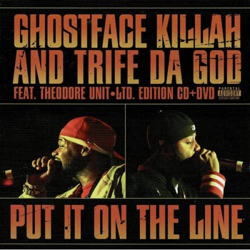 Ghostface Killah - Put It On The Line