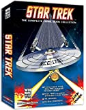 Book Cover For Star Trek: The Complete Comic Book Collection