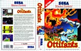 echange, troc THE OTTIFANTS - Master System PAL