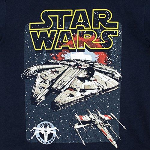 Star Wars Boys Millennium Falcon T-Shirt 1