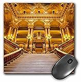 Danita Delimont - Staircases - Ornate entrance to the opera house Palais Garnier in Paris, France. - MousePad (mp_209074_1)