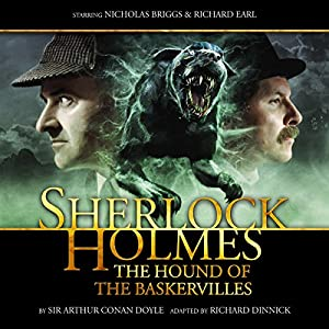 Sherlock Holmes - The Hound of the Baskervilles (Dramatized) Audiobook