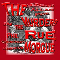 The Murders in the Rue Morgue audio book