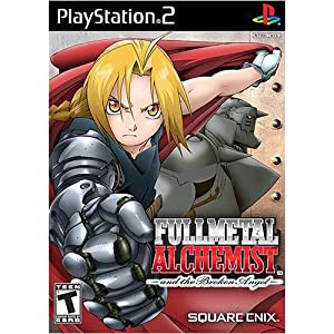 Amazon.com: Full Metal Alchemist: The Broken Angel: Video ...