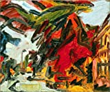 Frank Auerbach : Paintings and Drawings 1954-2001