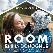 Room | Livre audio Auteur(s) : Emma Donoghue Narrateur(s) : Michal Friedman, Ellen Archer, Suzanne Toren, Robert Petkoff