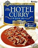 ハウス ザ・ホテル・カレー 芳香スパイス仕立て 200g×4個