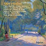 Saint-Saens: Piano Quartet; Piano Quintet; Septet; etc.