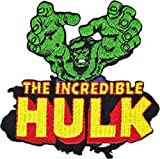 Marvel Comic Classic Hulk (THE INCREDIBLE HULK) Color Patch (Can Be Ironed Or Sewn On), (Avengers) Officially Licensed Marvel Products by Marvel