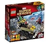 レゴ スーパー・ヒーローズ キャプテン・アメリカ vs. ヒドラ 76017