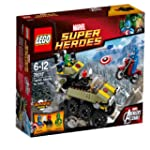 Lego Super Heroes - Marvel - 76017 -...