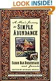 A Man's Journey to Simple Abundance
