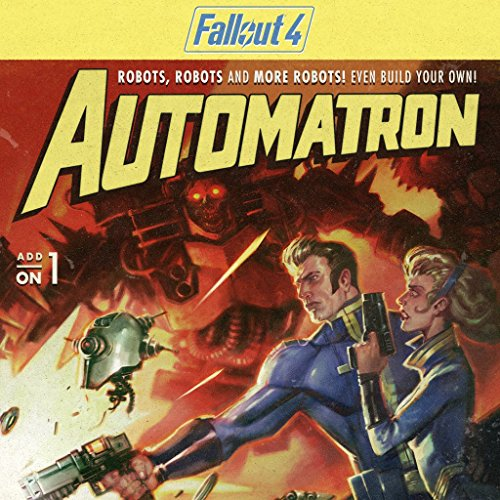 Fallout 4: Automatron - PS4 [Digital Code]