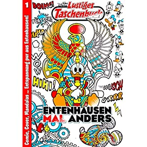 Lustiges Taschenbuch - Entenhausen MAL anders