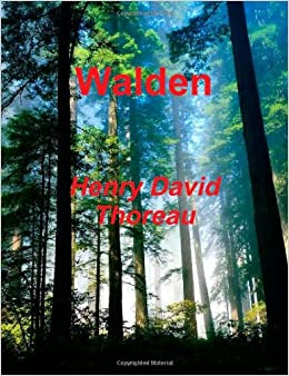the attitude towards nature and the reader in walden by henry david thoreau Such as technology and modernization in henry david thoreau's walden   thoreau wants us all to slow down and reconnect with real time, nature's time.