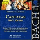Bach, J.S.: Cantatas, Bwv 106-108