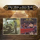 Chet Atkins Jerry Reed Me And Jerry / Me And Chet by Jerry Reed, Chet Atkins (2009) Audio CD