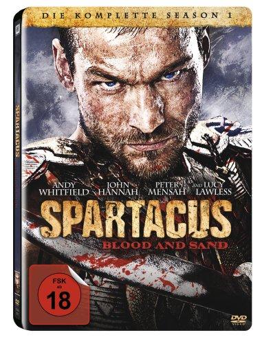 Spartacus: Blood and Sand - Die komplette Season 1 (Steelbook) [5 DVDs]