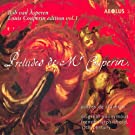 Pr�ludes de Mr Couperin /vol.1