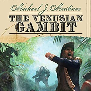 The Venusian Gambit Audiobook