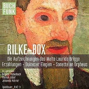 Die große Rilke-Box Audiobook