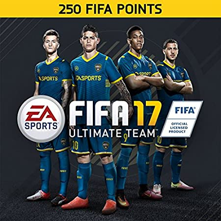 EA Sports FIFA 17: 250 Points Pack - PS4 [Digital Code]