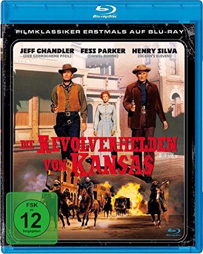 Revolverhelden von Kansas [Blu-ray]