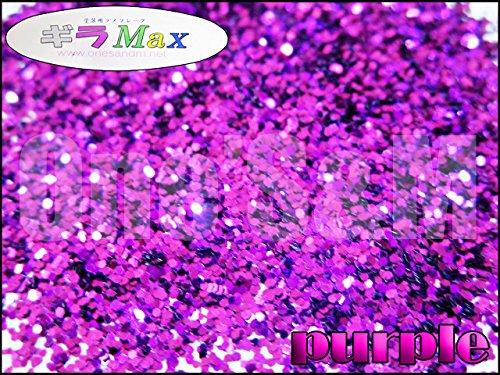 高級 ラメ フレーク 外装 塗料 ロケットカウル タンク テール ヘルメット コルク半 紫