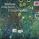 ブラームス : 弦楽六重奏曲 第1番&第2番