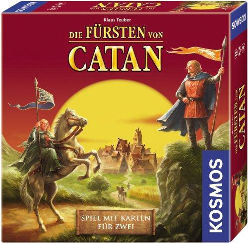 Kosmos  694715 - Die Fürsten von Catan